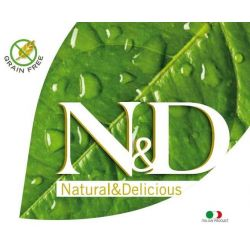 N&D - Natural & Delicious